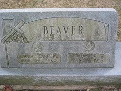 Frederick Waters Beaver