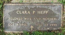 Clara P. Hepp