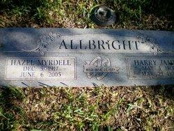 Hazel Myrdell <i>Karr</i> Allbright