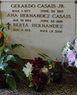 Ana P. <i>Hernandez</i> Casais