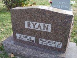 Clem S Ryan