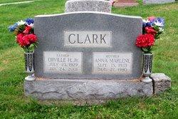 Anna Marlene <i>Marshall</i> Clark