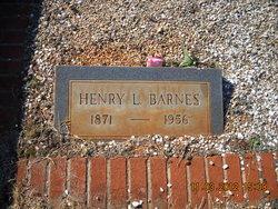 Henry L Barnes