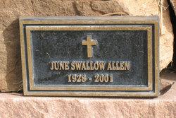 June <i>Swallow</i> Allen
