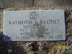 Raymond E Bazinet