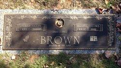 Mary <i>Lipscomb</i> Brown