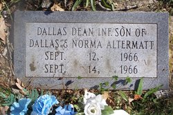 Dallas Dean Altermatt
