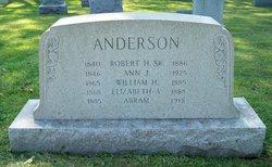 Abram Anderson