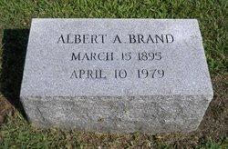 Albert A Brand