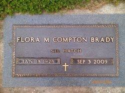 Flora Maude <i>Hatch</i> Compton/ Brady