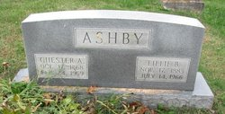 Lillian Booth Lillie <i>Troutman</i> Ashby