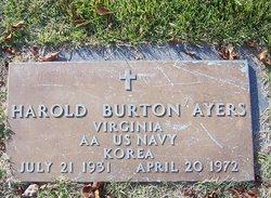 Harold Burton Ayers