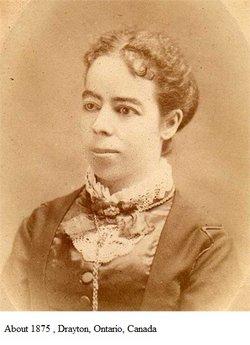 Mary Lavina <i>Hambly</i> Johnston