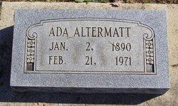 Ada <i>Lovan</i> Altermatt