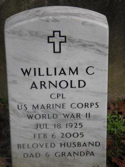 Corp William Gerard Arnold
