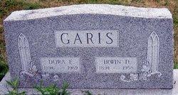 Mrs Dora E. <i>Snyder</i> Garis