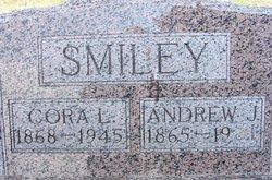 Cora Jane <i>Garriott</i> Smiley