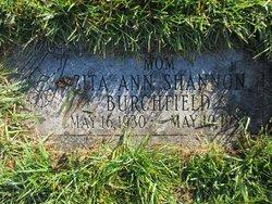 Zita Ann <i>Shannon</i> Burchfield