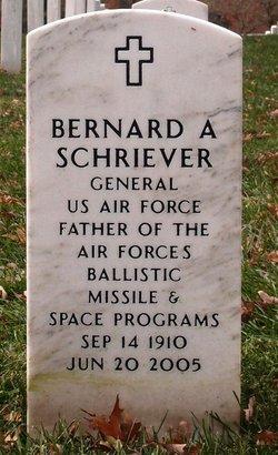 Bernard Adolf Schriever