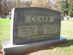 Mamie Pearl <i>Grove</i> Clark