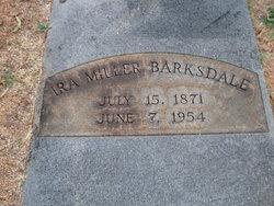 Ira Miller Barksdale
