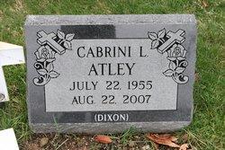 Cabrini Lee <i>Dixon</i> Atley
