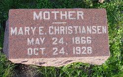 Mary Elizabeth <i>Lewis</i> Christiansen