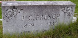 B. C. French