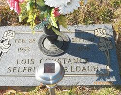 Lois Constance <i>Selfridge</i> DeLoach