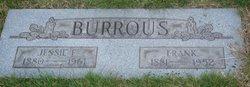 Jessie Fay <i>Puterbaugh</i> Burrous