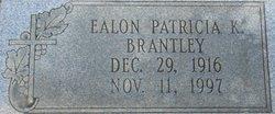 Ealon Patricia <i>K.</i> Brantley