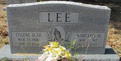Eugene D Lee, Sr