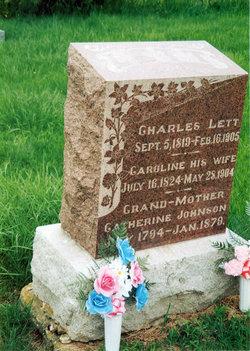 Charles Lett