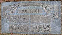 Alice M Froehlich