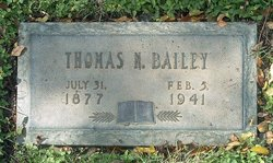 Thomas Nott Bailey