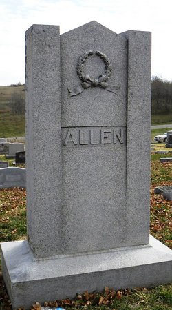 Fannie <i>Mayfield</i> Allen