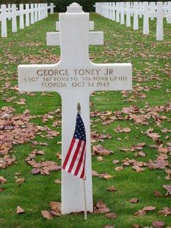 SSgt George Toney, Jr