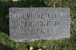 Genevieve Chapin