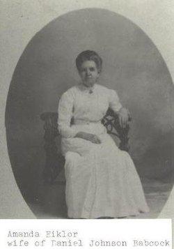 Amanda M. <i>Eiklor</i> Babcock