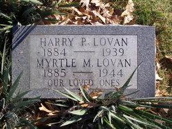 Harry Lovan