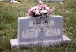 Martha Lee <i>Mosier</i> Bryant