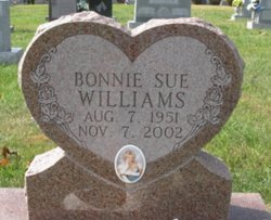 Bonnie Sue <i>Williams</i> Booth