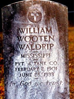 William Wooten Waldrip