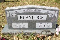 Arla Wade Arley Blaylock