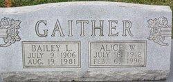 Bailey Lee Gaither