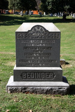 Eleanor <i>Campbell</i> Bedinger