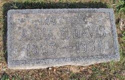 Anna Helen <i>Bonham</i> Davis