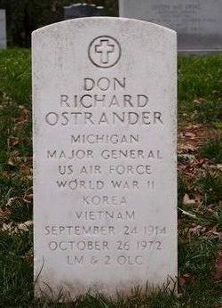 Don Richard Ostrander
