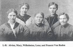 Lena Theresa <i>Von Ruden</i> Lehmann