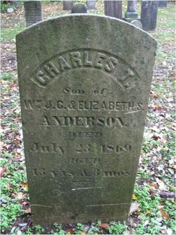 Charles T Anderson